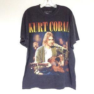 Kurt Cobain Tee Shirt Dress